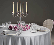 Tovaglie per fornitura e tessuti per tovagliati ristoranti e alberghi