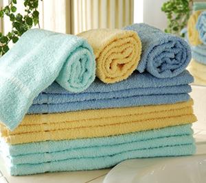 Asciugamani spugna per parrucchiere