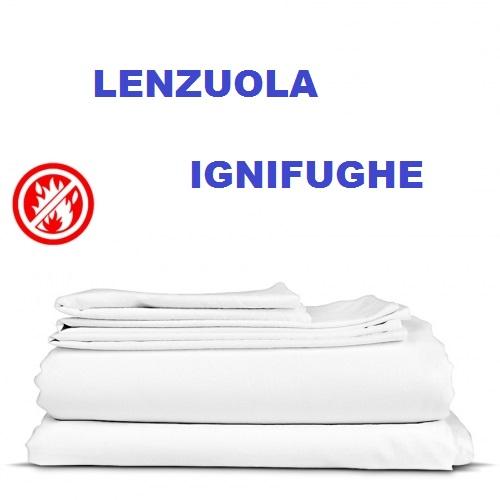 Lenzuola ignifughe certificate